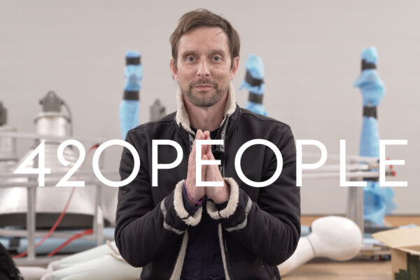Václav Kuneš a jeho taneční soubor 420PEOPLE se chystají na otevření vlastního studia. Foto: www.420people.org