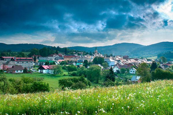 Kouzelné okolí Kašperských Hor. Foto: Aleš Motejl