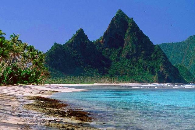 Národní park Samoa, Toato