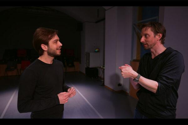 Václav Kuneš a Filip Staněk ze souboru 420PEOPLE. Foto: www.420people.org