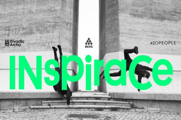 Nový experimentální hudebně-taneční projekt INspiraCe má premiéru v divadle Archa. Foto: www.420people.org