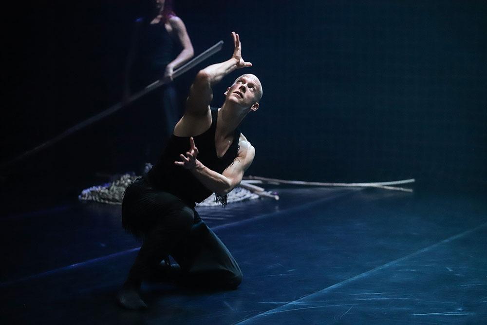Tanečník Viktor Konvalinka byl za PANTHERU nominován na Cenu Thálie