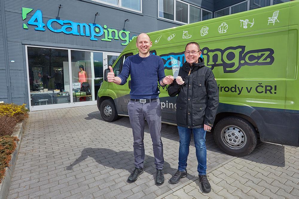 4camping.cz - e-shop roku