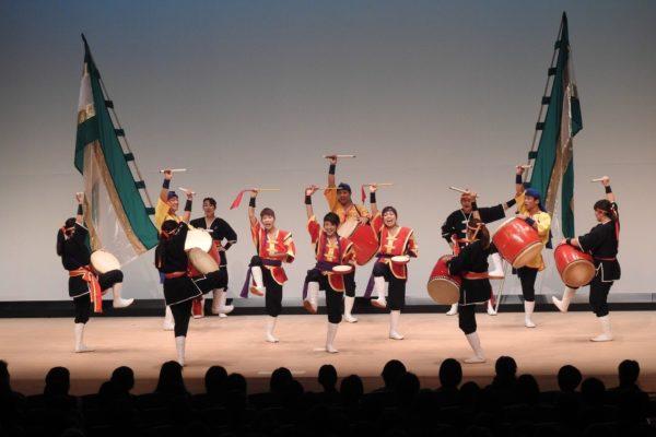 Eisa - Okinawské bubny. Foto: www.eigasai.cz