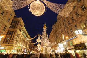 Vídeň Vánoční trhy