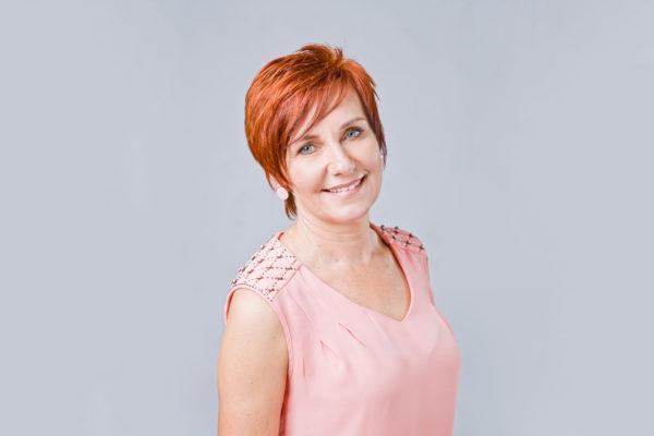 Hana Toufarová. Foto: www.fitpainfree.com