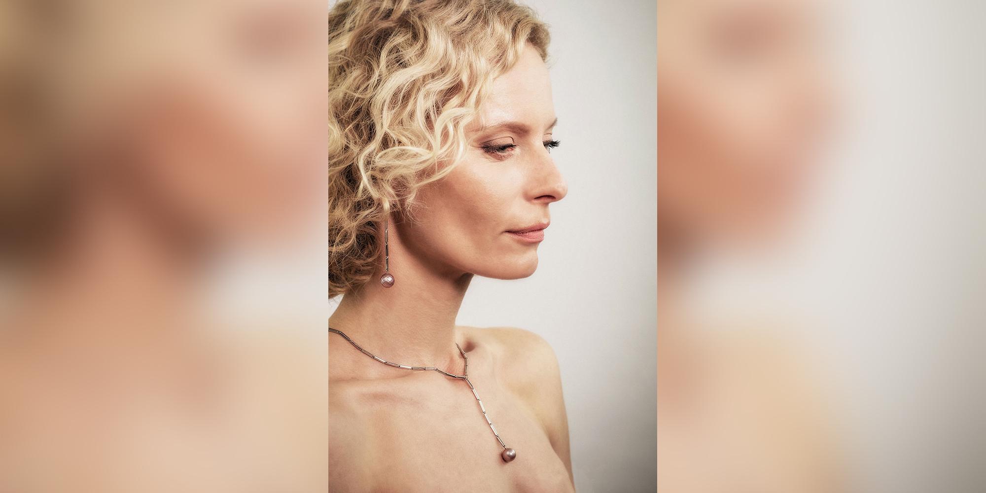 Kristina Kloubková představuje šperky Esterstyl