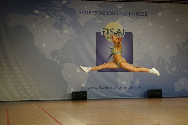 Vítězka v kategorii juniorů Vanda Šimková. Foto: Adam Litera