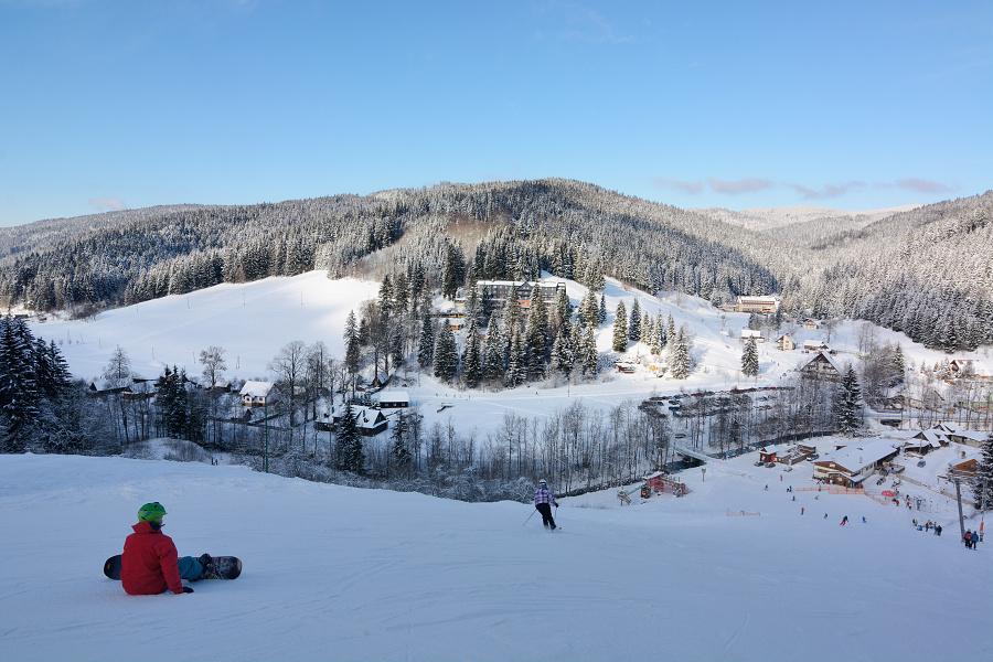 Ski areál Razula chystá netradičního Valentýna: Lyžování za hubičku