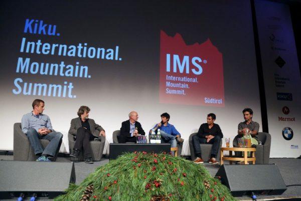 Mezinárodní horský summit. Foto: Elena Dmitrenko