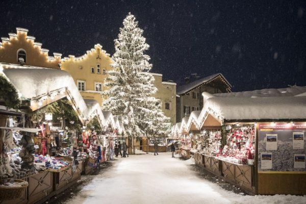 Vánoční trhy Sterzing. Foto:  www.suedtirol.info/cs