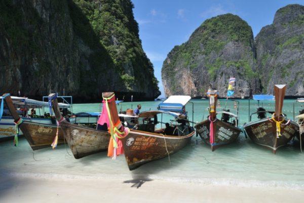 Thajsko - exotika pro každého. Foto: www.cksen.cz