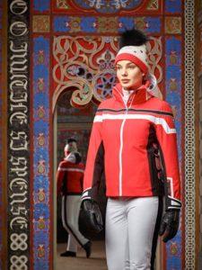 Trendy lyžařské oblečení