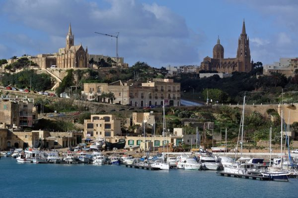 Ostrov Gozo, kam se z Malty snadno dostanete lodí. Foto: www.firotour.cz