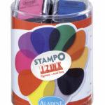 Barevné razítkovací podušky StampoColors