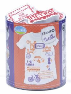 Aladine Stampo textile Paříž