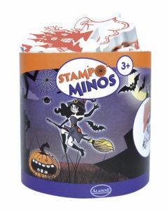 Aladine StampoMinos Čarodějky Halloween