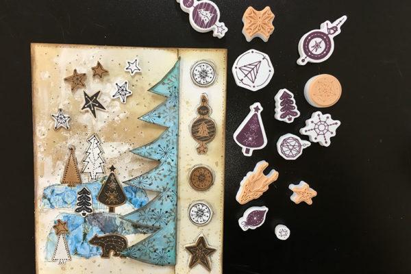 Vánoční dekorace si můžete jednoduše s trochou inspirace vyrobit sami. Foto: www.aladine.cz