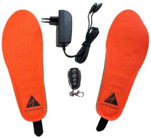 Bezdrátové vyhřívané stélky Alpenheat Wireless HOTsole