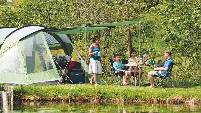 Vyražte na výlet s přenocováním v lese. Foto: www.vystavastanu.cz