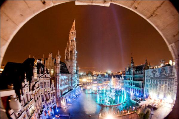 Brusel. Foto: www.visitbrussels.be, Eric Danhier.