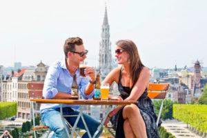 Pivo v Bruselu