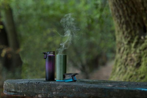 Hlavně v chladnějším období oceníme možnost mít stále po ruce termosku s teplým čajem. Foto: www.skibi.cz