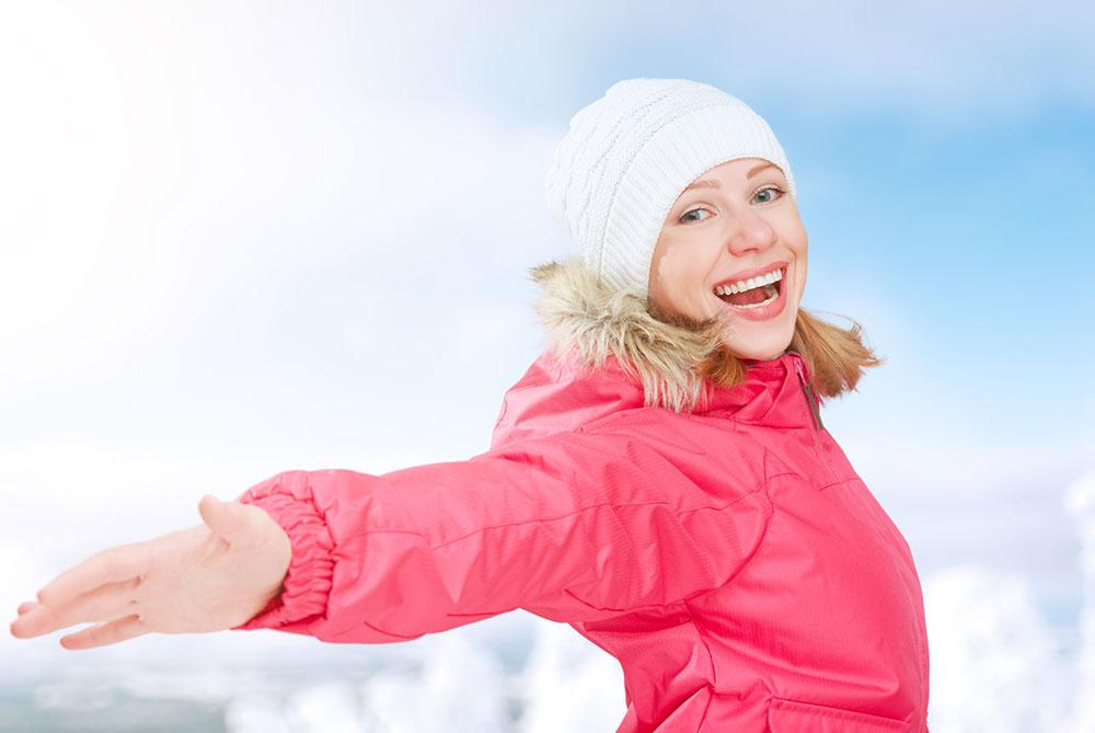 Cvičení v zimě