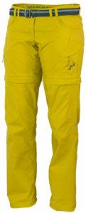 Dámské kalhoty Warmpeace Rivera Zip-Off Lady