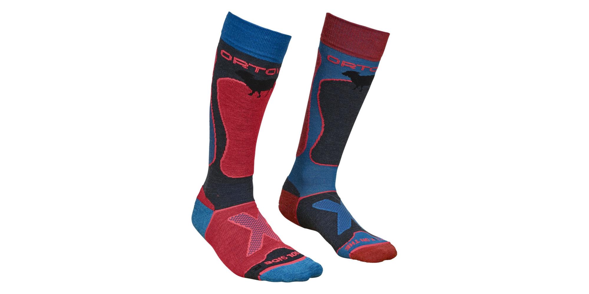 Jak vybrat ty nejlepší lyžařské ponožky  cc1d044ce6