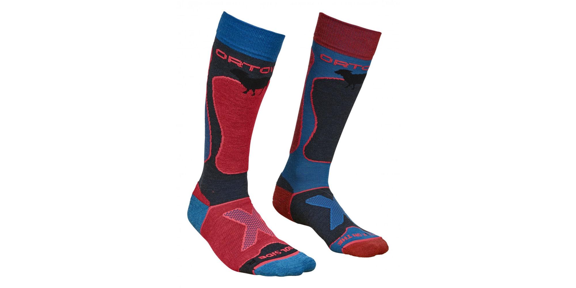 Ponožky W's Ski Rock'n'Wool Ortovox