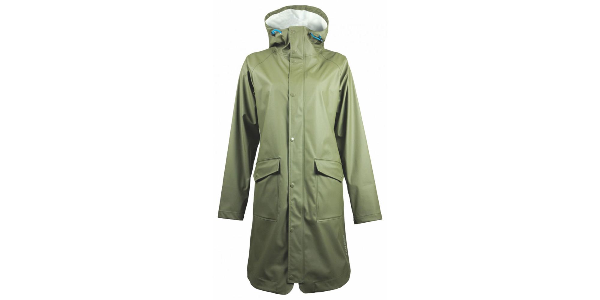 Dámský nepromokavý kabát Ginger Rain Coat Skhoop