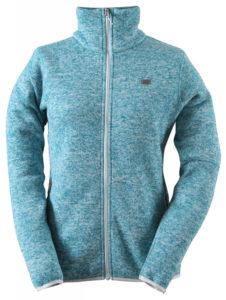 Dámský svetr se zipem po celé délce Tobo od švédské značky 2117