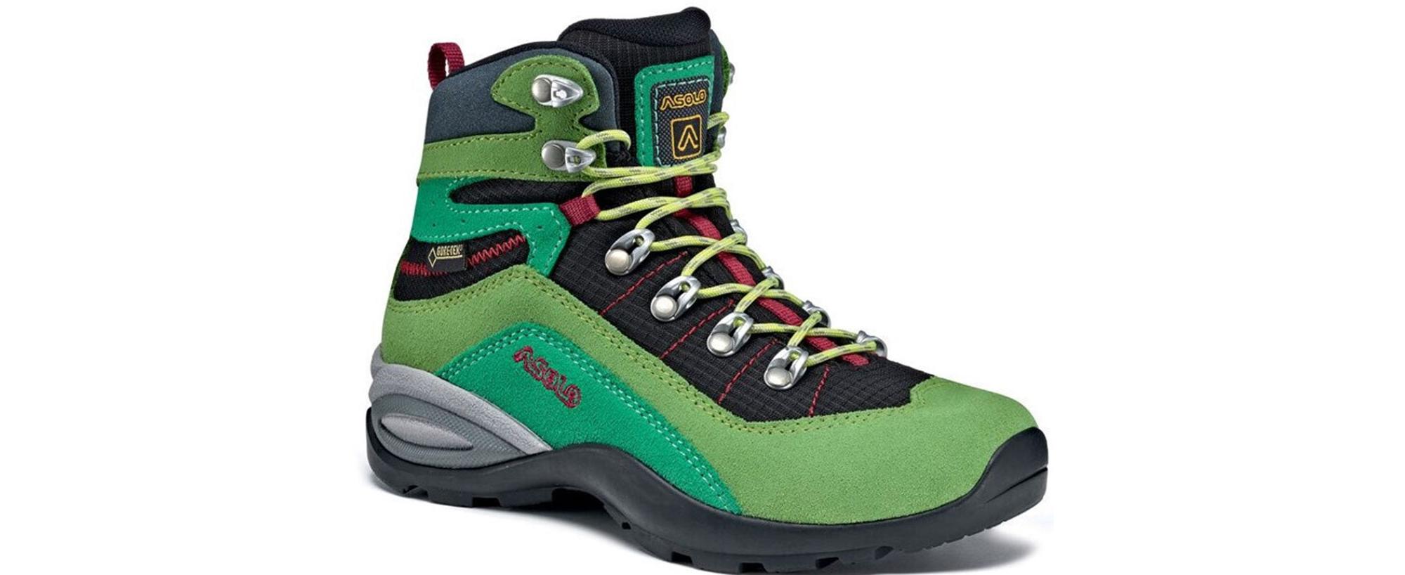 Dětské trekové kotníkové boty Asolo Enforce GV JR