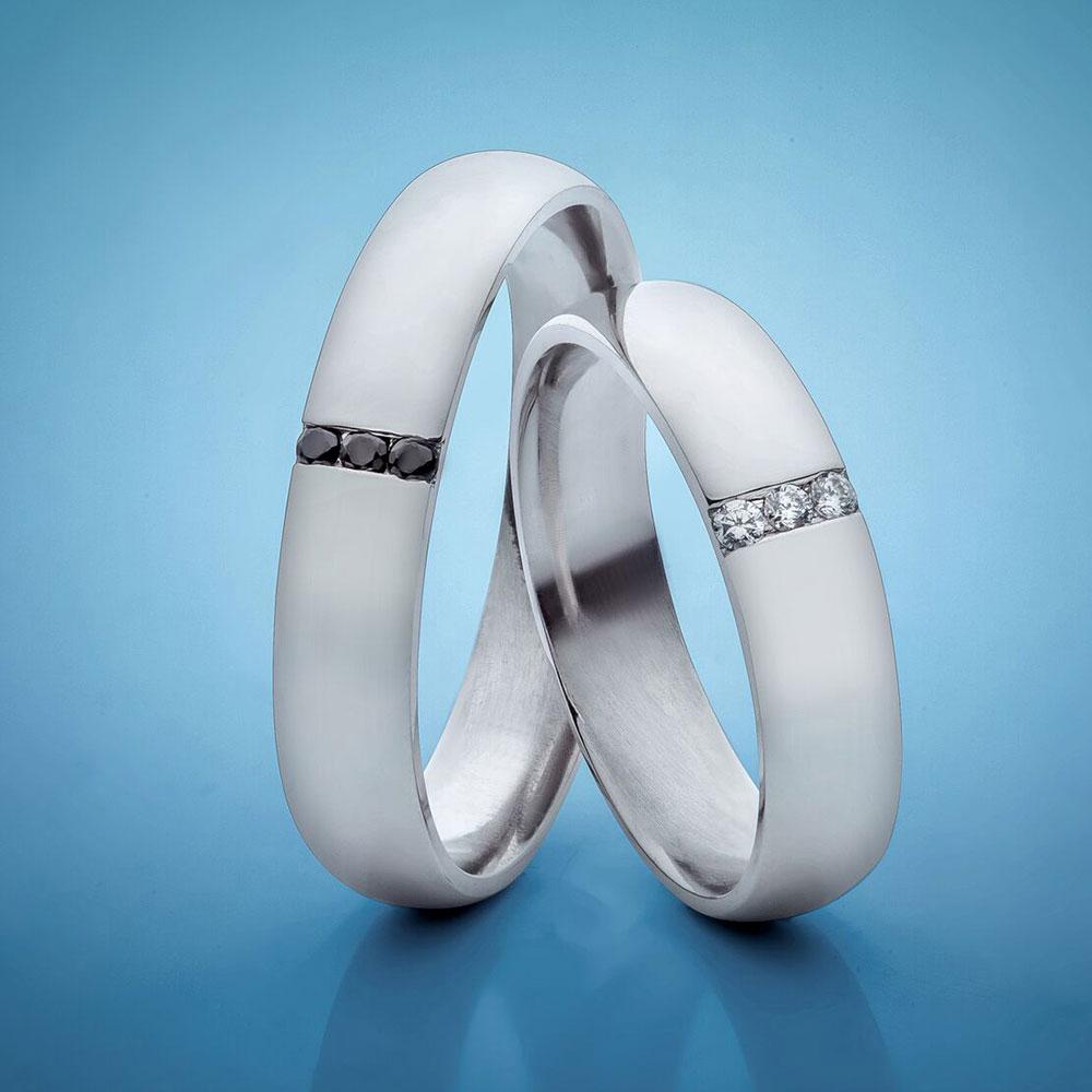 Esterstyl snubní prsteny