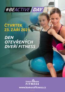 Česká komora fitness - #BEACTIVE DAY