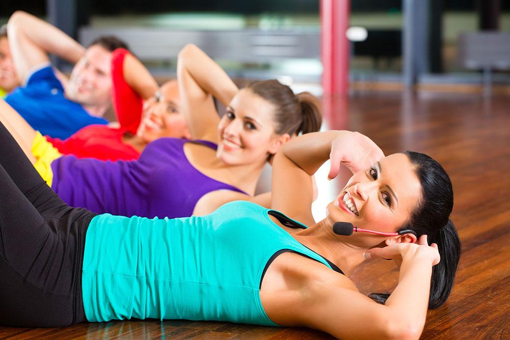 Fitness trendy