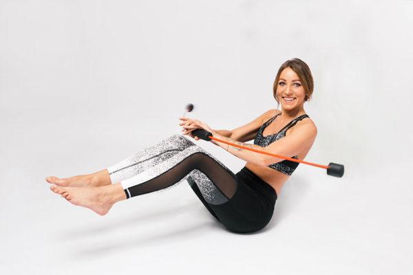 Fit pain free - cvičení s Flexi-barem, Foto: www.flexibar.cz