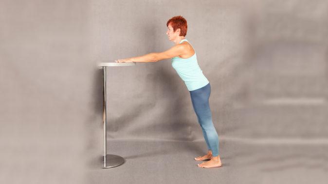 Fit pain free komplexní protažení Counter Stretch. Foto: www.fitpainfree.com