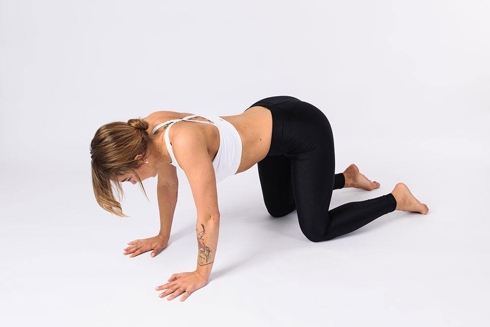 FitPainFree pozice Crawling