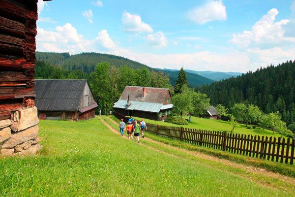 Jedinečná fotostezka Valachy nabídne fotogenická zákoutí i dominanty Beskyd. Foto: www.lanterna.cz