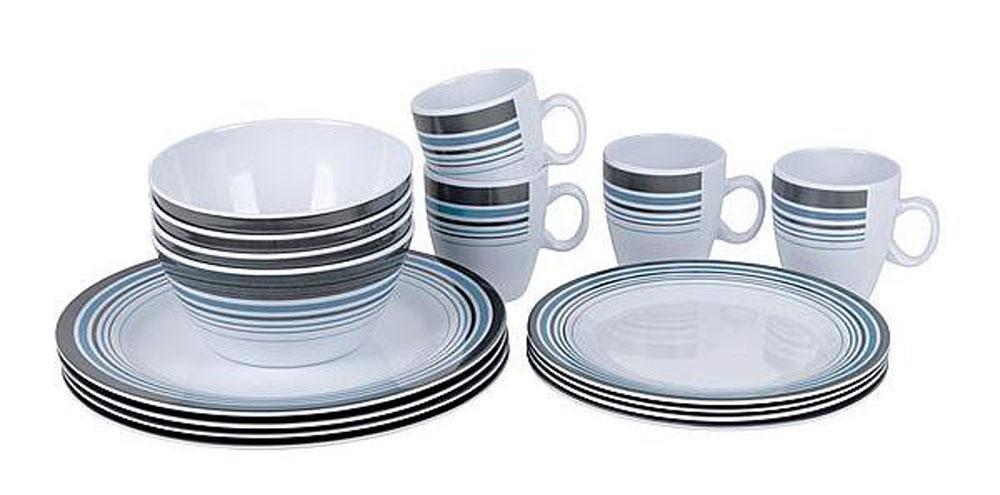 Sada nádobí Bo-Camp Tableware set
