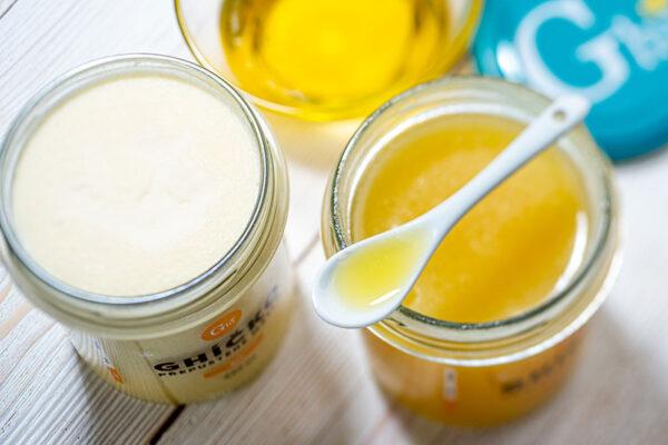 Ghí se stalo pro všechny, kdo chtějí vařit chutně a zdravě, stejně nepostradatelnou ingrediencí jako třeba olivový olej. Foto: www.ceskeghicko.cz