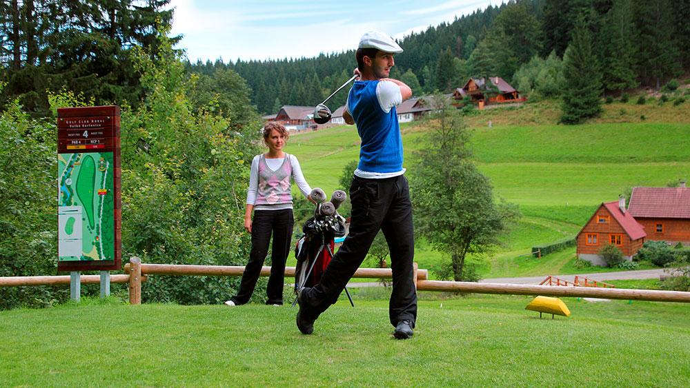 Golf hotel Lanterna