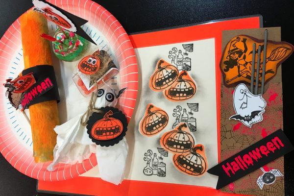 Halloween je už za dveřmi. Připravte se na něj. Foto: www.aladine.cz