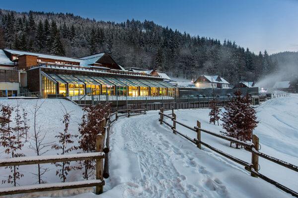 Hotel Horal ve Velkých Karlovicích. Foto: www.lanterna.cz