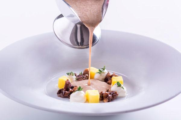 Vynikající hříbkový krém. Foto: www.lanterna.cz