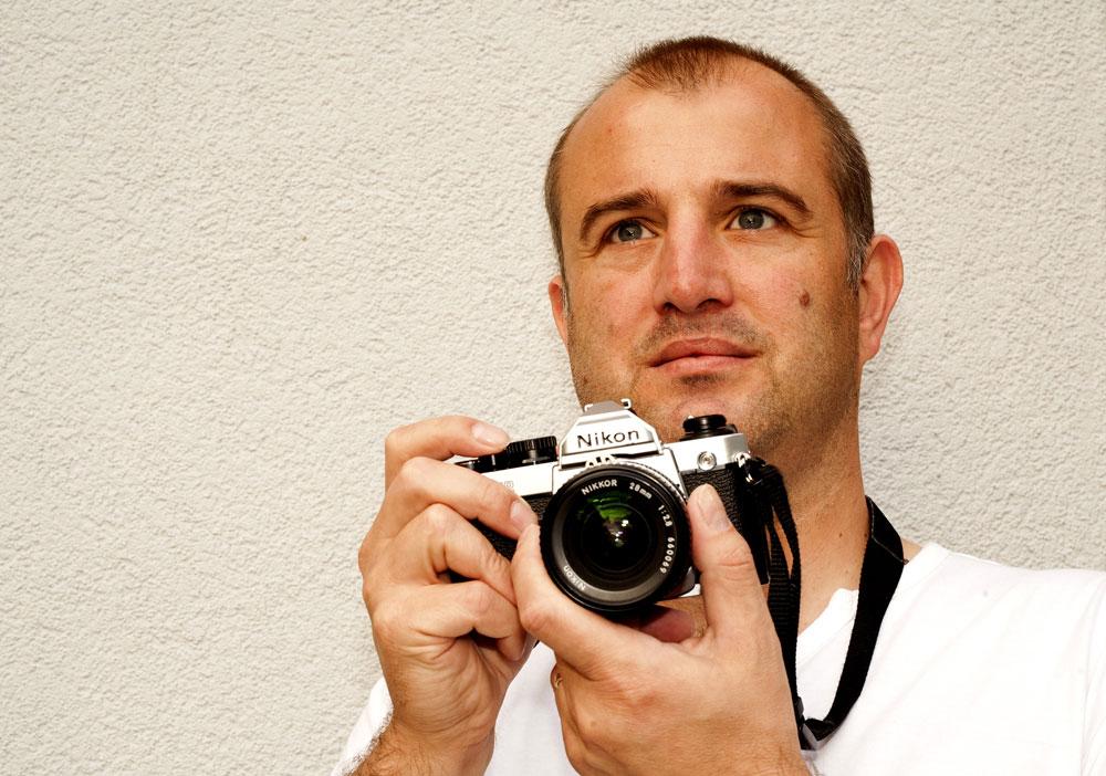 Kurz fotografování s Janem Rybářem, vítězem Czech Press Photo.