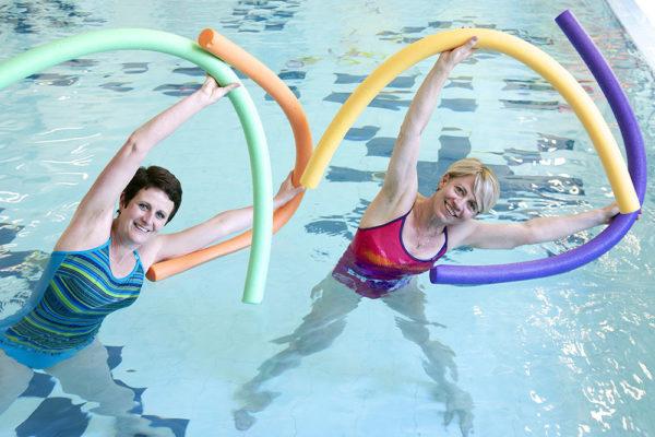 Plavání v těhotenství lze jen doporučit. Foto: www.juklik.cz