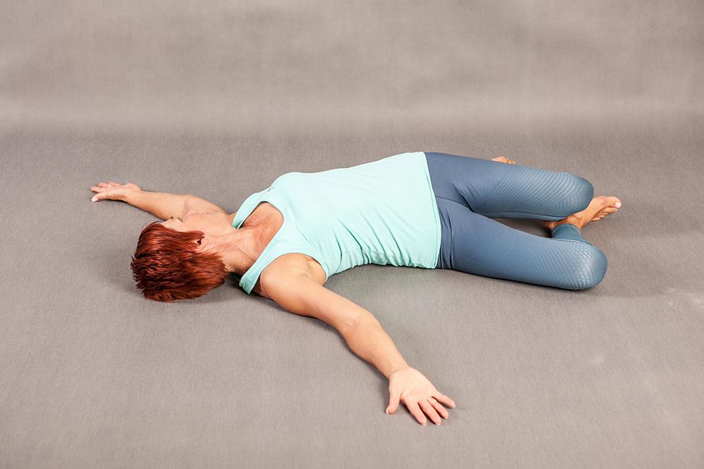 Knee Drops 2– cvik proti bolesti bederní páteře
